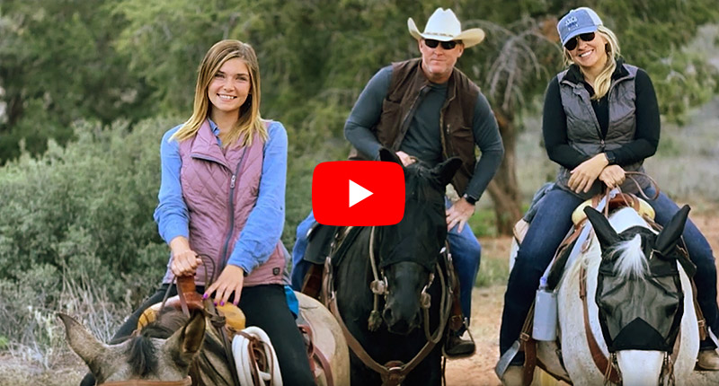 Reigning Grace Ranch video